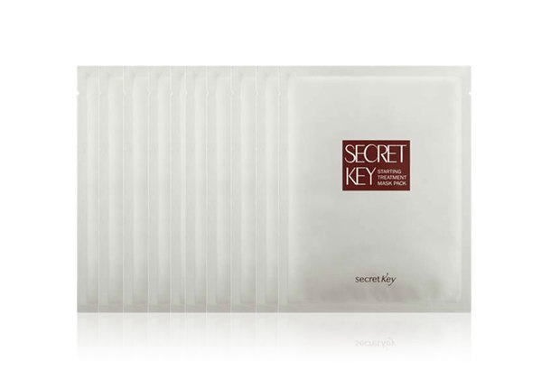 [Secret Key] Starting Treatment Essential Mask set