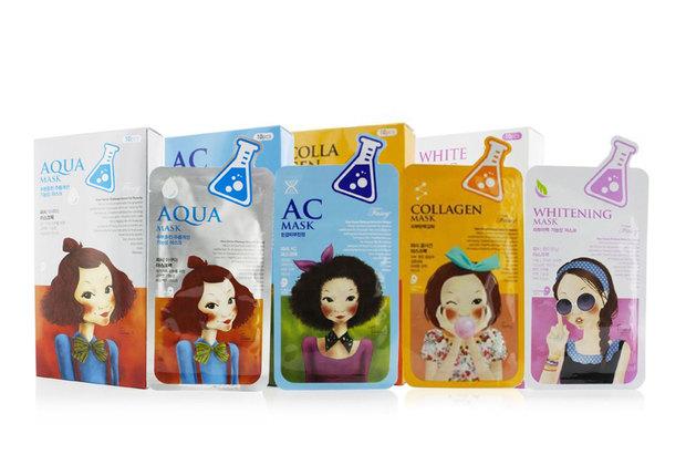 Fascy Collection Sheet Mask set