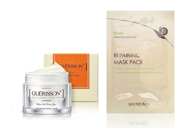 Winter Skin Saviour với Guerisson 9 Complex horse Oil